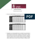 Ejercicios PIB e Inflación