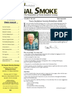 March-April 2008 Signal Smoke Newsletter Travis Audubon Society