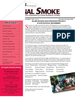 Nov-Dec 2008 Signal Smoke Newsletter Travis Audubon Society