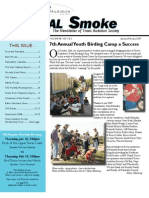 Jan-Feb 2009 Signal Smoke Newsletter Travis Audubon Society