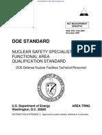 DOE-STD-1183-2007