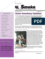 July-Aug 2009 Signal Smoke Newsletter Travis Audubon Society