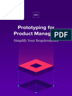 Uxpin Prototyping for Product Managers