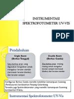 3. Instrumentasi UV Vis