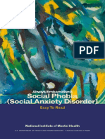 Social Phobia.fact Sheet