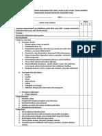 2. Checklist Pemberian Makanan Per Oral Pada Klien Yang Tidak Mampu Makanan Sendiri (Dengan Kemampuan)