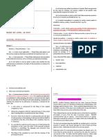 Civil Procedure- MD