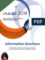 UCEED.2018.Information.brochure