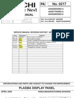 hitachi 55hdt79 service manual soldering printed circuit board rh scribd com Repair Manuals Manual Book