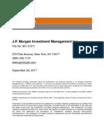 Jp Morgan  Equity