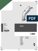 Bosch Winkelschleifer Pda240e