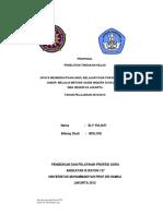 Ptk Ely - Upaya Meningkatkan Hasil Belajar Pada Pokok Bahasan Jamur Melalui Metode Guide Inquiry Di Kelas x a Sma Negeri 54 Jakarta