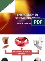 Emergen Si in Dental Practice