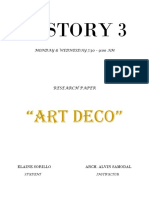 Art Deco History