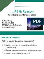 Prioritizing maintenance works.pdf