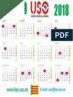 Calendario_CValenciana2018