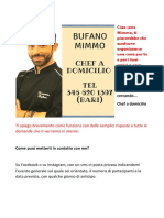 Bufano Mimmo