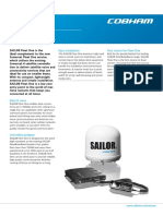 SAILOR Fleet One Product Sheet