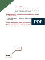 CUESTIONARIO DE ESTUDIO DE PROYECTOS PMI