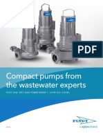 Compact Wastewater Pumps4
