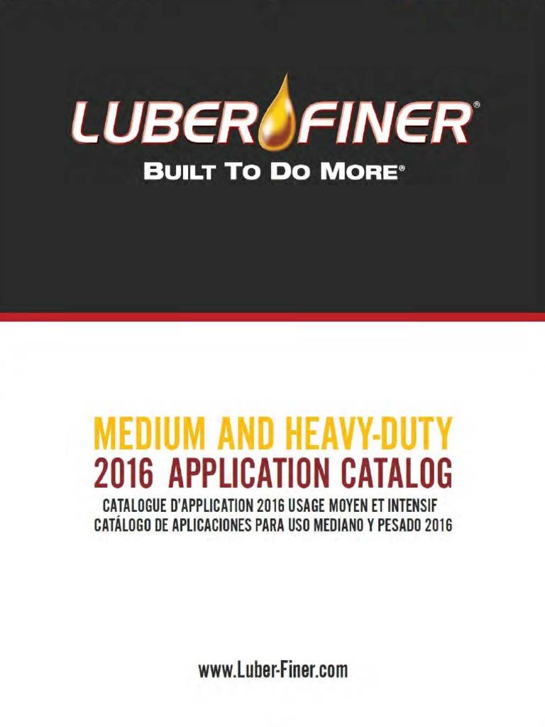 Luber-finer LFP7314 Heavy Duty Oil Filter