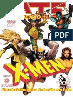 Revistinha Ano 1 - Edição de Adaptação 2 - X-Men