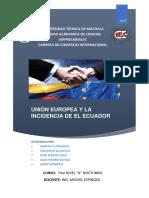 Archivo de La Union Europea Con Ecuador