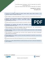 Caderno_de_provas Residencia Judi 2015