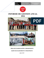 7 12julio2017 Informe de Gestion Anual 2016 Ugel05