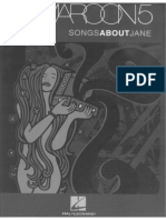 Maroon 5 - Songs About Jane.pdf