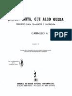 Bernaola - Imita, Imita , Que Algo Queda (Clarinete y Orquesta)