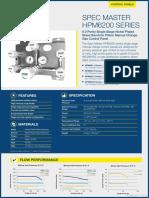 Chem-Master Gas Control Panel