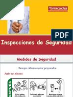 Curso Inspecciones de Seguridad
