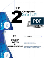 2.2 Number System and Representation-
