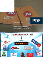 Reliance Jio Ppt Final New