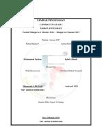 Laporan Evaluasi I FG