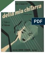 Corde Della Mia Chitarra