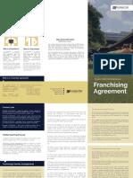 JDP Brochure Franchising Law