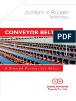 Sharda Conveyor English Catalog Final