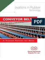 Sharda Conveyor English Catalog Final