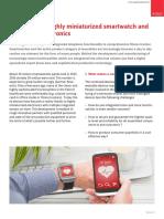Factsheet Smartwatch En