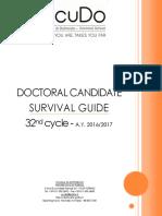 Survival Guide 32
