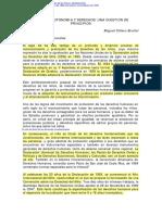 Miguel Cillero Bruñol - Infancia, Autonomia Y Derechos Una Cuestion de Principios