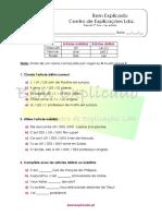 1.4 Ficha de Trabalho Les Articles 1