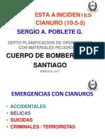 Presentacion Respuesta a Emergencias 10-5-5 (Anexo 4 Del POE)