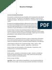 Resumen Psicopatología