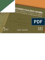 Cancionero Folklórico Español.pdf