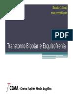 Transtorno Bipolar Esquizofrenia
