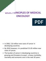 Kuliah Dasar Onkologi Medik 2010