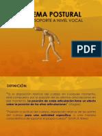 5. Sistema Postural Como Soporte a Nivel Vocal